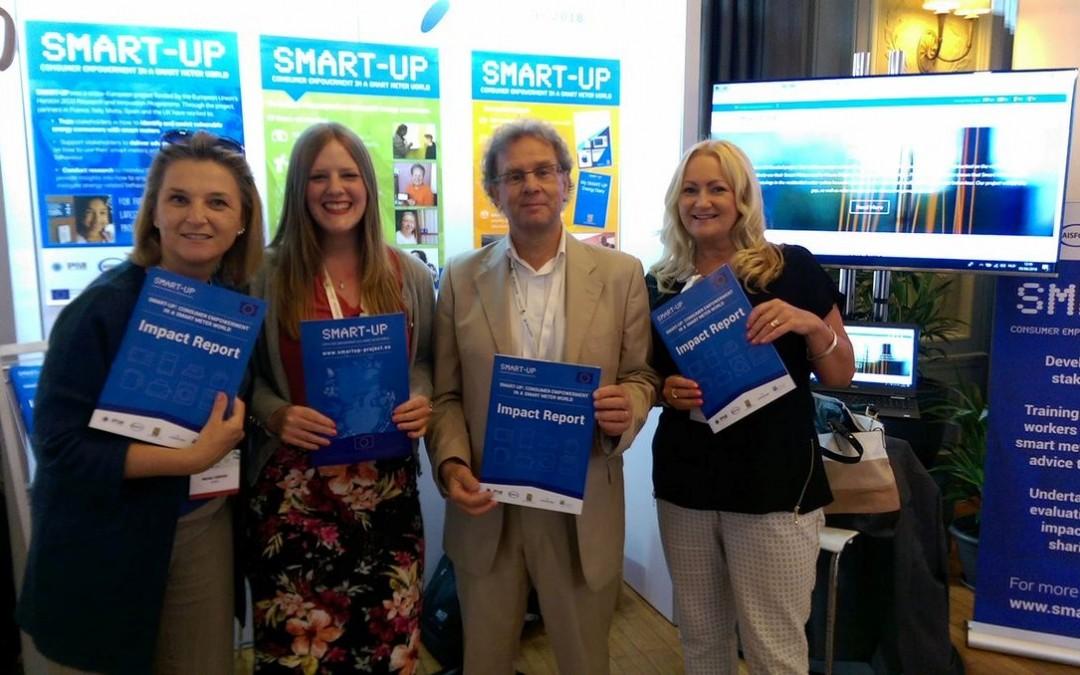 Cinquième bulletin d'information sur le projet SMART-UP